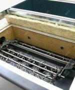 Sistemi i pastrimit të ndërruesit të nxehtësisë